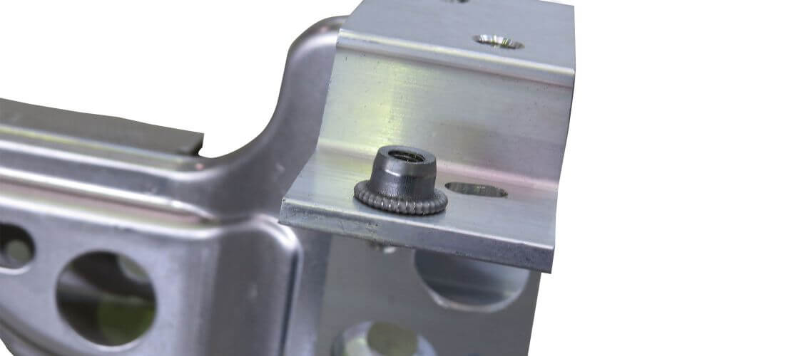 Spin-pull riveting 2